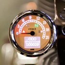 MMB 48MM RETRO SPEEDOMETERS