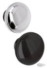 LATE STYLE STEEL SCREW-IN STYLE GAS CAPS