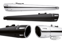 FREEDOM PERFORMANCE EURO-3 COMBAT SLIP-ON MUFFLERS & TRUE DUAL SYSTEMS