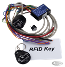 RFID KEYLESS IGNITION SWITCH WITH STARTER FUNCTION