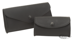 SACOCHES DE PARE-BRISE TEXAS LEATHER