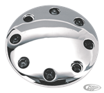 DOMED POINT COVER WITH ALLEN SCREWS