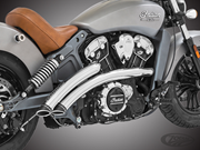 Freedom Performance Exhausts for Indian Scout