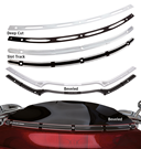 ARLEN NESS BATWING WINDSHIELD TRIM