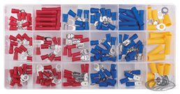 150-PIECE WIRE TERMINAL & CONNECTOR ASSORTMENT