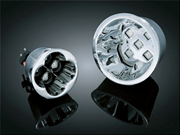 KÜRYAKYN SUPER BRIGHT LED DEEP DISH REFLECTOR BULB FOR SILVER BULLETS