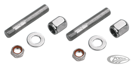 DOUBLE THREADED SHOCK STUD KITS FOR 1982-1988 MODELS