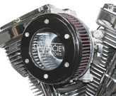 """BULLSEYE"" AIR CLEANER BY DAVINCIE MOTORS"