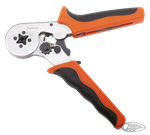 RATCHET CRIMPING PLIERS FOR DEUTSCH SOLID PINS