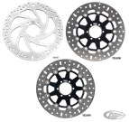 EBC DISC BRAKE ROTORS FOR INDIAN & VICTORY