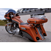 TOMMY & SONS FIBERGLASS SUPER STRETCHED SADDLEBAGS FOR TOURING