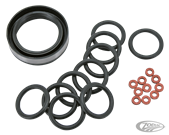 INDIVIDUAL FRONT FORK OIL SEAL & O-RINGS