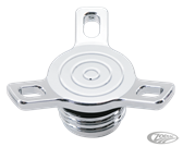 SPINNER GAS CAPS FOR SCREW-IN STYLE GAS TANKS