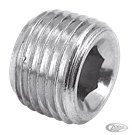 "1/16"", 1/8"" & 1/4"" NPT SOCKET HEAD PLUG"