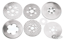 DISC BRAKE ROTORS FOR HARLEY-DAVIDSON