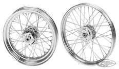 40-SPOKE WHEELS FOR 2000 TO PRESENT TOURING