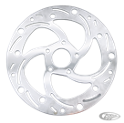 TOLLE CHROME DISC BRAKE ROTORS