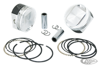 KIT PISTONS WISECO FORGES POUR SPORTSTER 2004 AU PRESENT