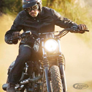 ROLAND SANDS MOTO CROSS LENKER