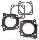 COMETIC MILWAUKEE EIGHT CYLINDER HEAD & BASE GASKETS