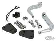 KIT DE SOPORTE ADJUSTABLE PARA REPOSAPIES EN SPORTSTER