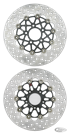 BREMBO DISC BRAKE ROTORS