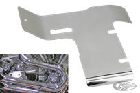 POLISHED STAINLESS STEEL PRIMARY TO TRANSMISSION COVER