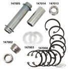 HUB REPLACEMENT PARTS