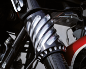 KEN'S FACTORY FORK BOOTS FOR BAGGERS