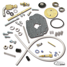 PARTS & REBUILD KITS FOR S&S CARBURETORS
