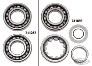 OUTER CAM BEARINGS FOR TWIN CAM MODELS