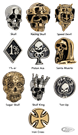 DOCTOR SKULL SCREWS