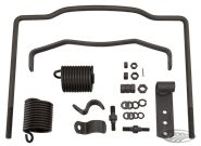 KITS DE MONTAJE DE ASIENTO DE BUDDY PARA 1937-1954 BIG TWIN
