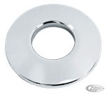 CHROME MINI HUB CAP FOR FLH MODELS
