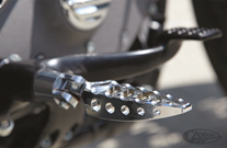 RSD MOTO-X STYLE FOOT PEGS