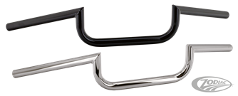 ZODIAC CUSTOM PRODUCTS ONE INCH DIAMETER CLUBMAN HANDLEBARS