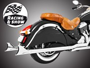 Freedom Performance Exhausts for Indian PowerPlus & Thunderstroke