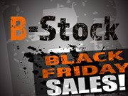 BLACK FRIDAY B-STOCK