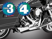 Pots Freedom Performance pour Touring & Trike