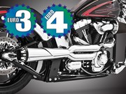 Pots Freedom Performance pour Softail