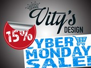 15% OFF ALL VITY'S PRODUCTS