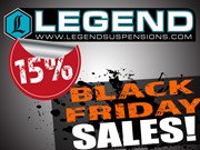 15% RABATT AUF ALLE LEGEND AIR PRODUKTE