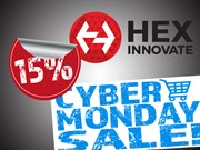 15% OFF ALL HEX INNOVATE EZ CAN PRODUCTS