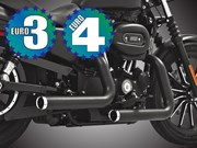 Pots Freedom Performance pour Sportster